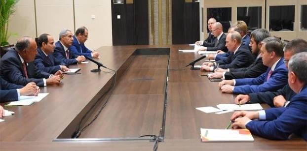 الرئاسة: وفد روسي للانتهاء من الجوانب المتعلقة باستئناف الرحلات الجوية