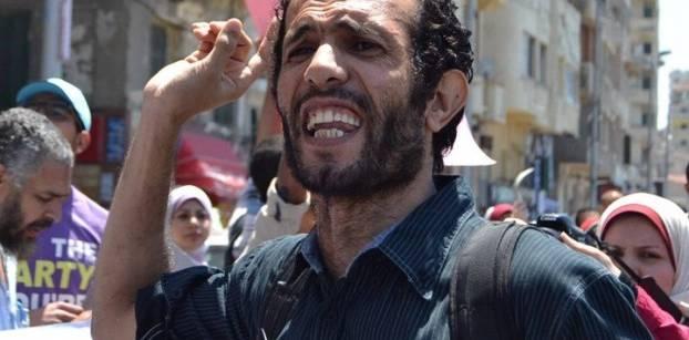 رفض استئناف الناشط السياسي هيثم محمدين على قرار تجديد حبسه
