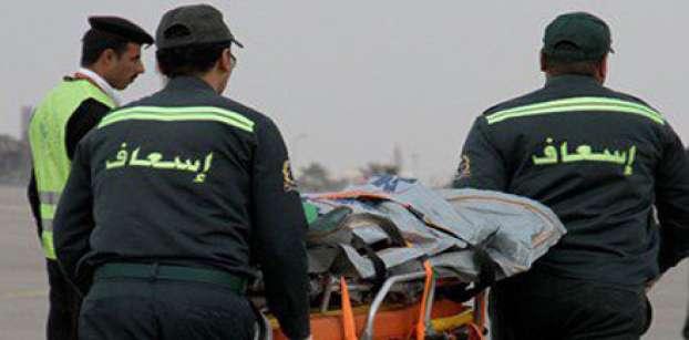 مقتل 4 جنود وإصابة 20 في حادث مروري بطريق السخنة