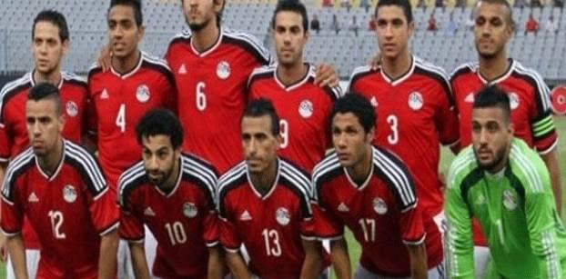 منتخب مصر لكرة القدم يعسكر في برج العرب استعدادا للكونغو