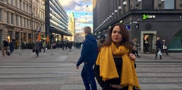 مايسة فتيتي.. قصة نجاح عربية في فنلندا