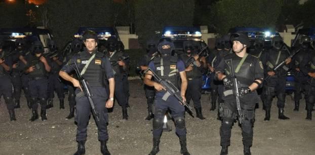 فض اعتصام أمناء شرطة بجنوب سيناء.. والقبض على 50 منهم