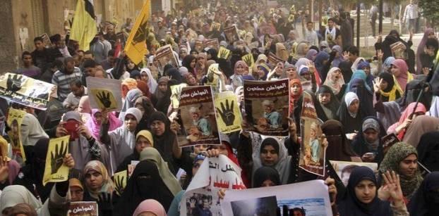 وكالة: حبس 5 من الإخوان بتهمة خرق قانون التظاهر بالشرقية
