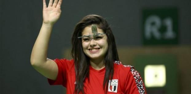 عفاف الهدهد.. أمل مصر في ذهبية الأولمبياد.. هل تفعلها اليوم؟