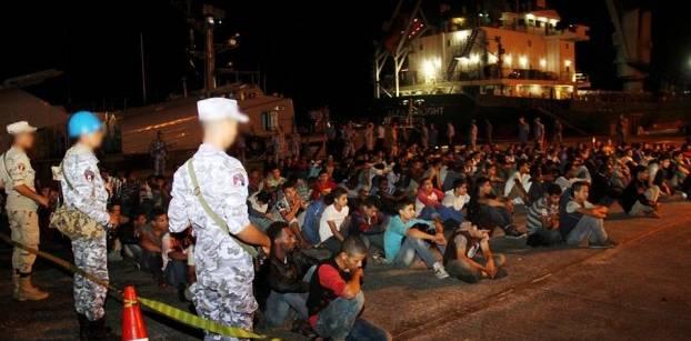 وكالة: احباط محاولة هجرة غير شرعية إلى إيطاليا عبر البحر المتوسط