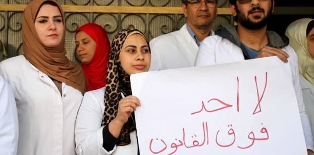 """سجن 9 أمناء شرطة 3 سنوات في """"أحداث مستشفى المطرية"""""""
