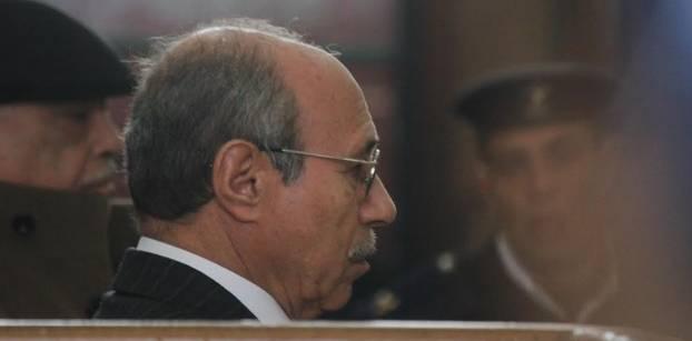 """استكمال محاكمة العادلي اليوم في """"الاستيلاء على أموال وزارة الداخلية"""""""