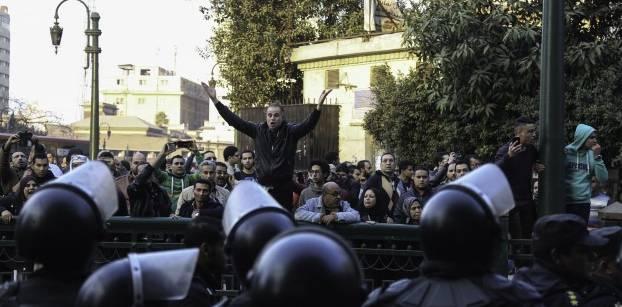 """""""تشريعية النواب"""" توافق على تعديل مادة سُلطة """"الداخلية"""" بقانون التظاهر"""