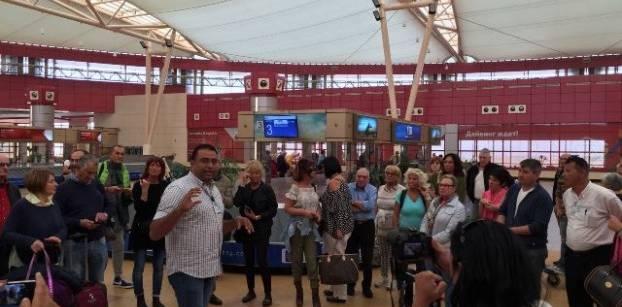 صحيفة: مصر وألمانيا تتفاوضان لرفع قيود السفر من شرم الشيخ وإليها