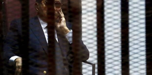 النيابة العامة توافق على إخلاء سبيل مبارك بعد اعتماد فترة الحبس الاحتياطي
