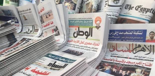 تثبيت الدولار وارتباك الصيدليات وفوز منتخب اليد.. أبرز عناوين الصحف