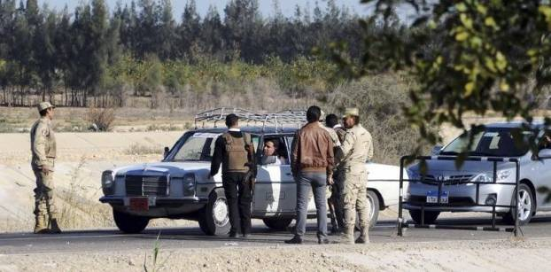الداخلية: مقتل ضابط في انفجار لغم أرضي بالعريش