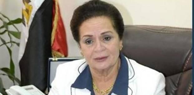 تلاوي تهنيء المرأة المصرية بتعيين أول إمرأة محافظ