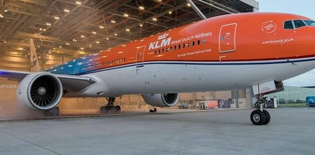 الخطوط الملكية الهولندية تنفذ قرار تعليق رحلاتها الجوية إلى القاهرة