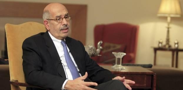 البرادعي: تيران وصنافير تحت سيادة مصر والسعودية تدعي أنهما جزء من أراضيها