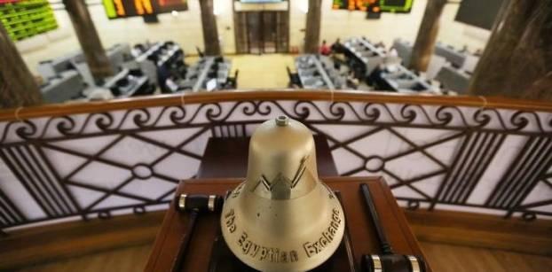 البورصة المصرية ترتفع في بداية تعاملات الأحد