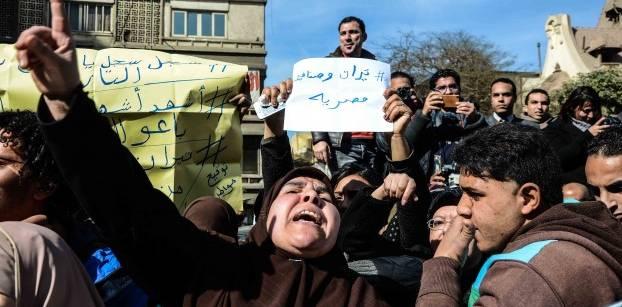 """محكمة تقضي بتأييد براءة 13 طفلا من متظاهري """"تيران وصنافير"""""""