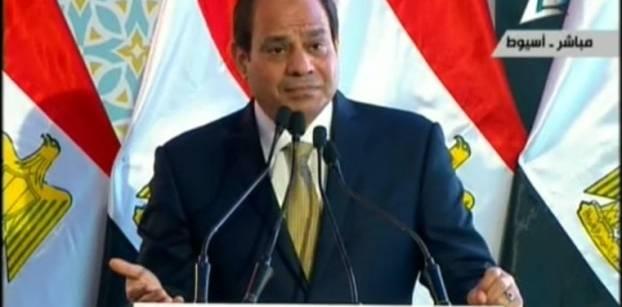 السيسي: السلام بين مصر وإسرائيل سيكون أكثر دفئا بحل القضية الفلسطينية