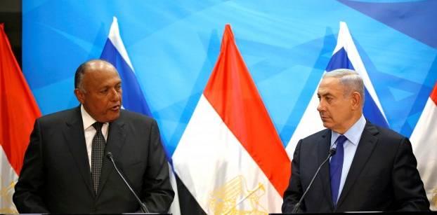 لماذا أرسلت مصر شكري وليس مدير المخابرات إلى إسرائيل؟