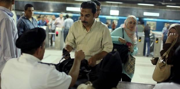 المترو والقطارات والأتوبيسات تدخل دائرة الاشتباه في عيد سيناء