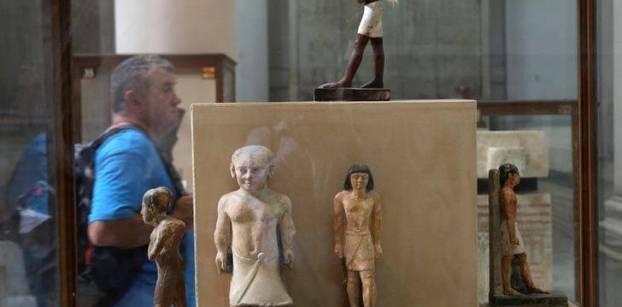 """""""الآثار"""": نبحث وقف بيع قطع أثرية مصرية في متحف بأمريكا"""