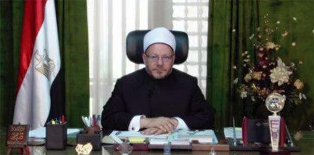 السيسي يصدر قرارا بتجديد تعيين شوقي علام مفتيا للجمهورية لمدة 4 سنوات