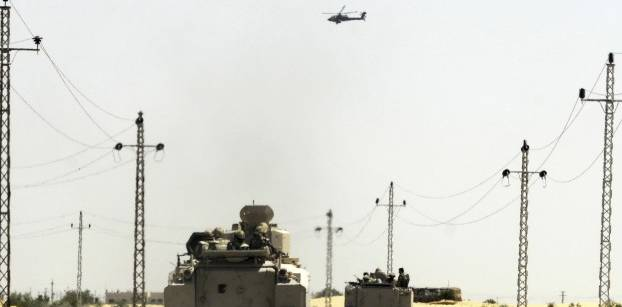 الداخلية: مقتل رقيب شرطة وإصابة فردين آخرين برصاص مجهولين بشمال سيناء