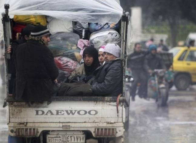 الخارجية: تسفير 7 مواطنين مصريين من سوريا إلى مصر