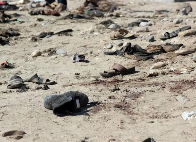 مصر تدين التفجير الذي قتل عشرات الجنود في عدن