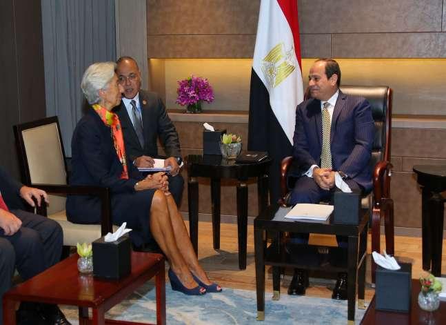 """صندوق النقد يتوقع وصول دين مصر الخارجي إلى 100 مليار دولار بعد """"الإصلاح"""""""