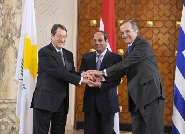 السيسي يشيد بمواقف قبرص المساندة لمصر داخل الاتحاد الأوروبي
