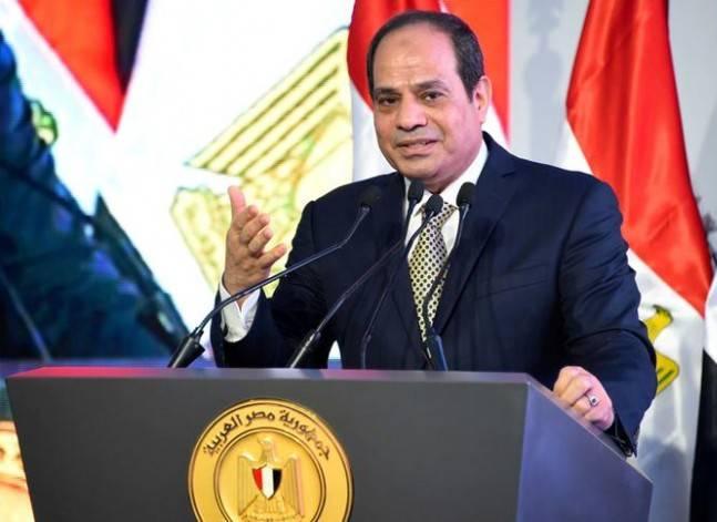 السيسي يفتتح الدورة العشرين من معرض القاهرة الدولي للاتصالات