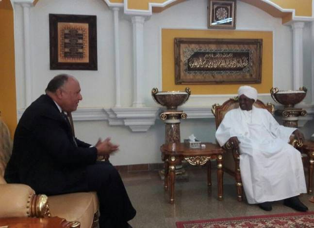 الخارجية ترد على السودان: حلايب وشلاتين أراض مصرية
