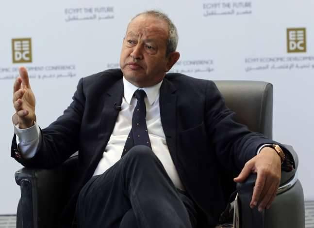 فشل صفقة استحواذ ساويرس على سي أي كابيتال يهوي بالبورصة 1.4%