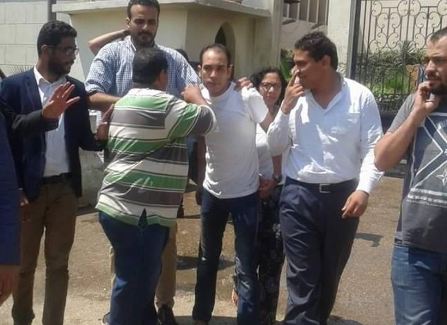 محام: الإفراج عن مالك عدلي