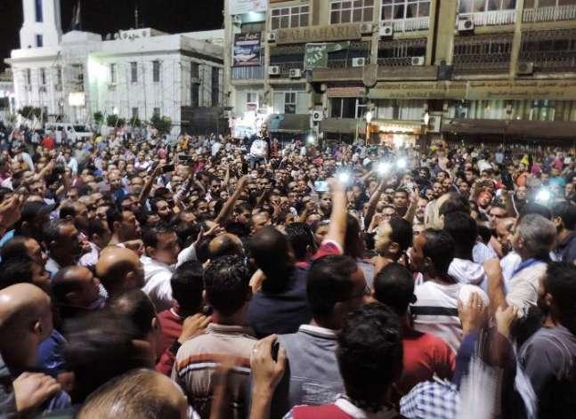 """بدء التحقيق مع 19 متهما على خلفية تظاهرات """"الإسكان الاجتماعي"""" ببورسعيد"""