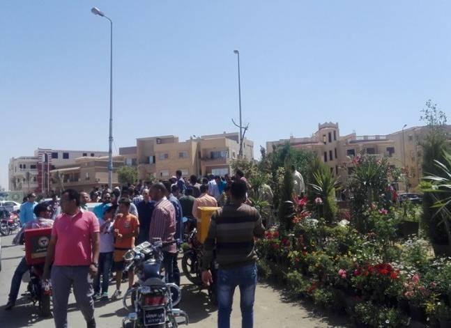 محاكمة أمين الشرطة المتهم بقتل بائع بالرحاب أمام الجنايات في 14 مايو