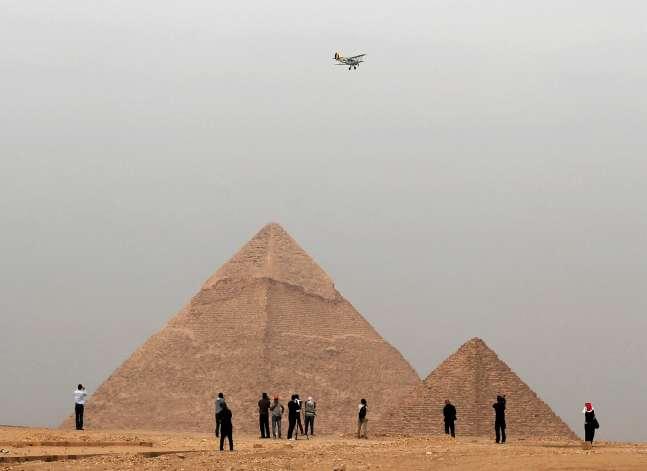 الإحصاء: 10.5% تراجعا في أعداد السياح خلال نوفمبر الماضي