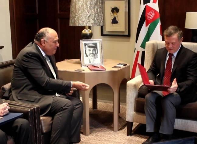 بيان: السيسي يدعو العاهل الأردني لزيارة مصر
