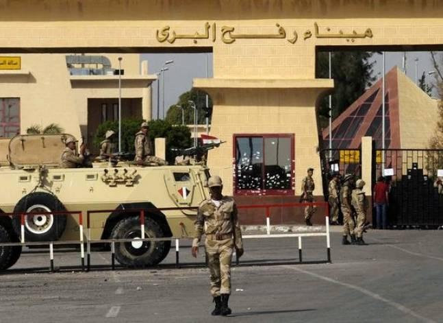 مصر تبدأ اليوم فتح معبر رفح لمدة 4 أيام لعبور الحالات الإنسانية