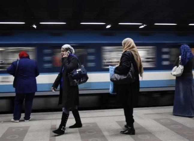 مترو الأنفاق: عودة الحركة بالخط الأول لطبيعتها