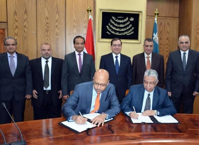 توقيع عقد اتفاق مع أرامكو السعودية لمد مصر بمنتجات بترولية لمدة 5 سنوات