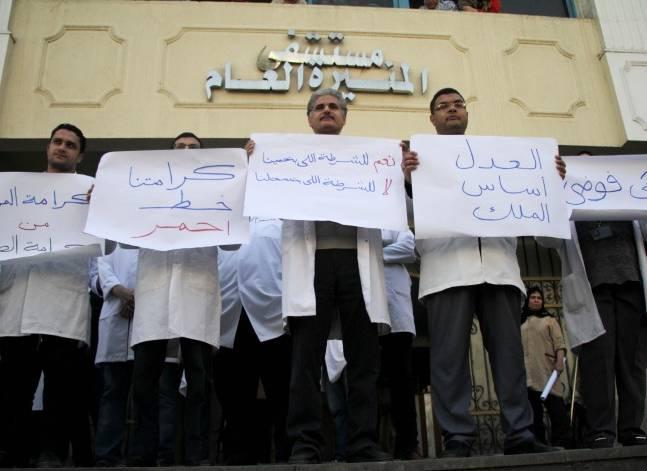 """اليوم..نظر استئناف أميني شرطة على حبسهما في""""أحداث مستشفى المطرية"""""""