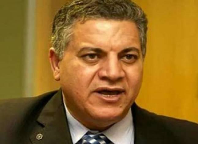 تخفيف الحكم على حمدي الفخراني في قضية رشوة واستغلال النفوذ