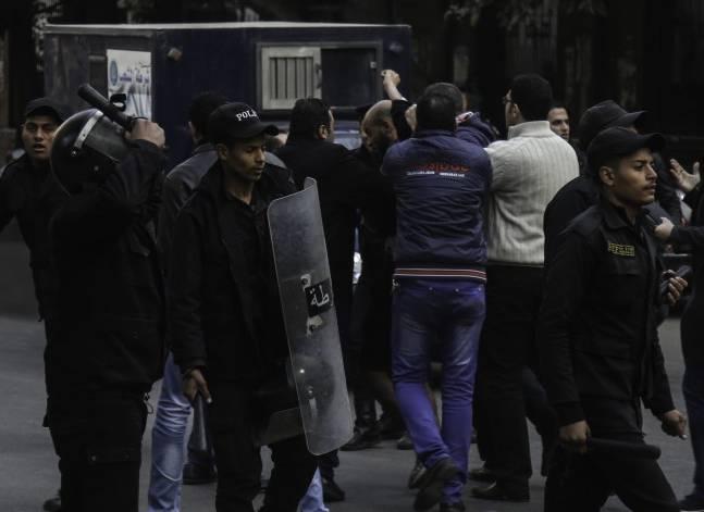 """اليوم.. الحكم على 19 متهما بالتظاهر دون تصريح في """"ثورة الغلابة"""""""