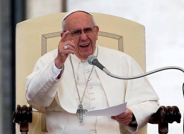 بابا الفاتيكان: فلسطين الأرض الموعودة لشعب إسرائيل