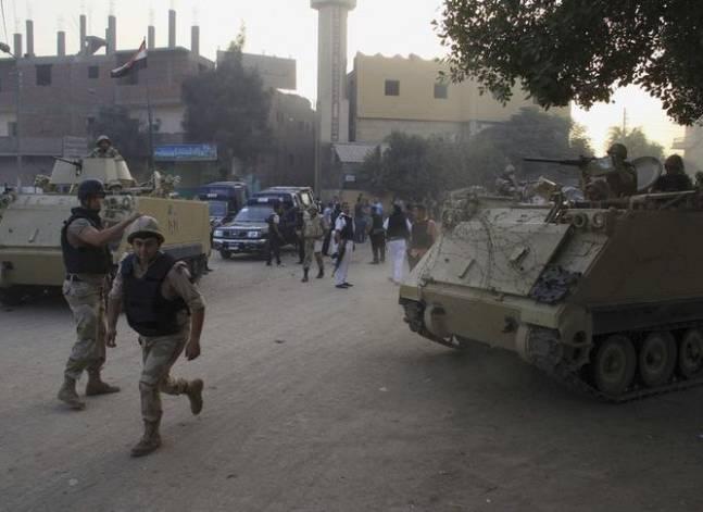 الحكومة توافق على مد العمل بقانون يسمح للجيش بمعاونة الشرطة لمدة عامين