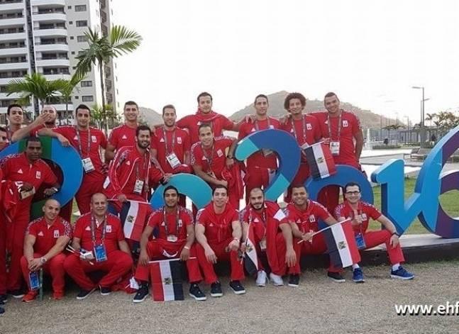هزيمة منتخب مصر لليد من سلوفينيا بفارق هدف واحد في الأولمبياد