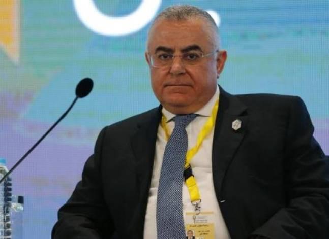 تعيين هشام رامز نائبا لرئيس البنك التجاري الدولي