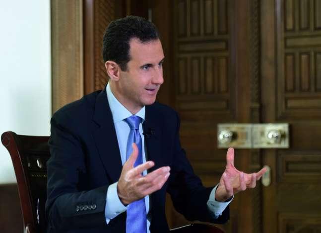 الأسد: أفق العلاقات الأمنية مع مصر ما زال محدودا